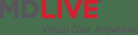 MDlive telehealth logo for senior marketing specialists medicare FMO