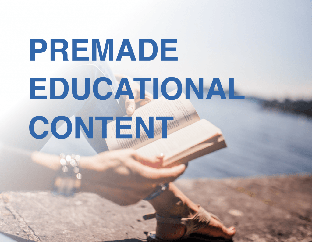 oremade educational content for agents from senior marketing specialists medicare FMO