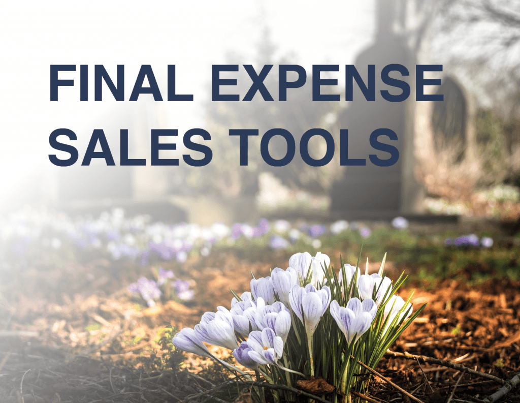 final expense sales tools for agents from senior marketing specialists medicare FMO
