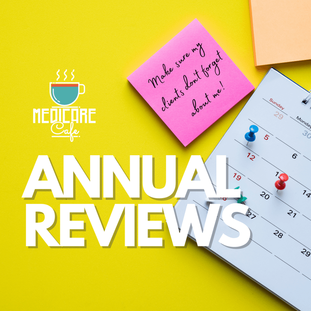 medicare annual review